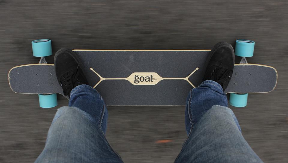 longboard adrenaline