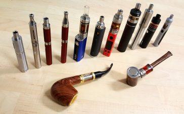 soorten e-sigaret