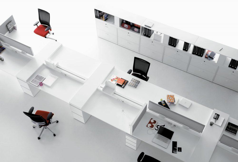 licht kantoor verhoogt productiviteit