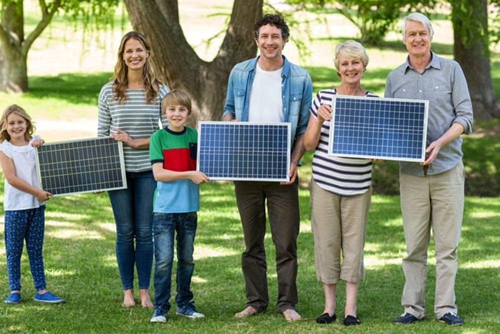 3 voordelen zonnepanelen