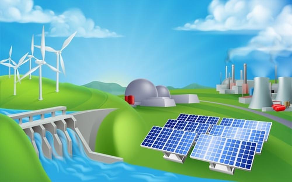 natuurlijke bronnen energie