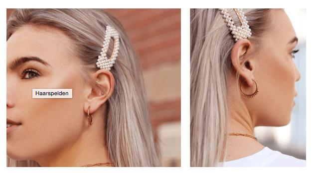 Hoe haarspeld gebruiken