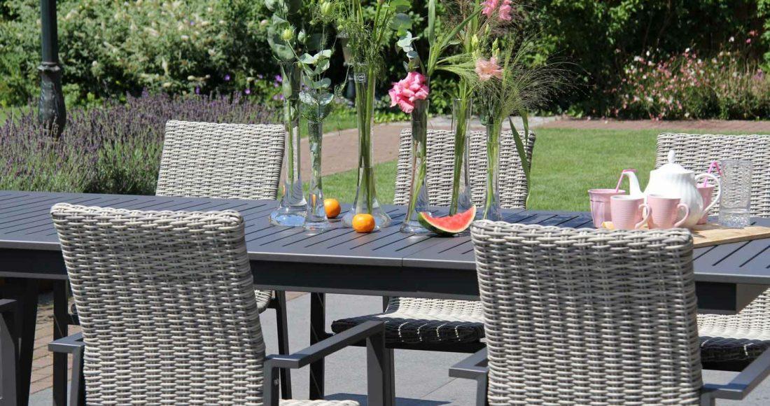 Welk meubilair past bij jouw tuin?