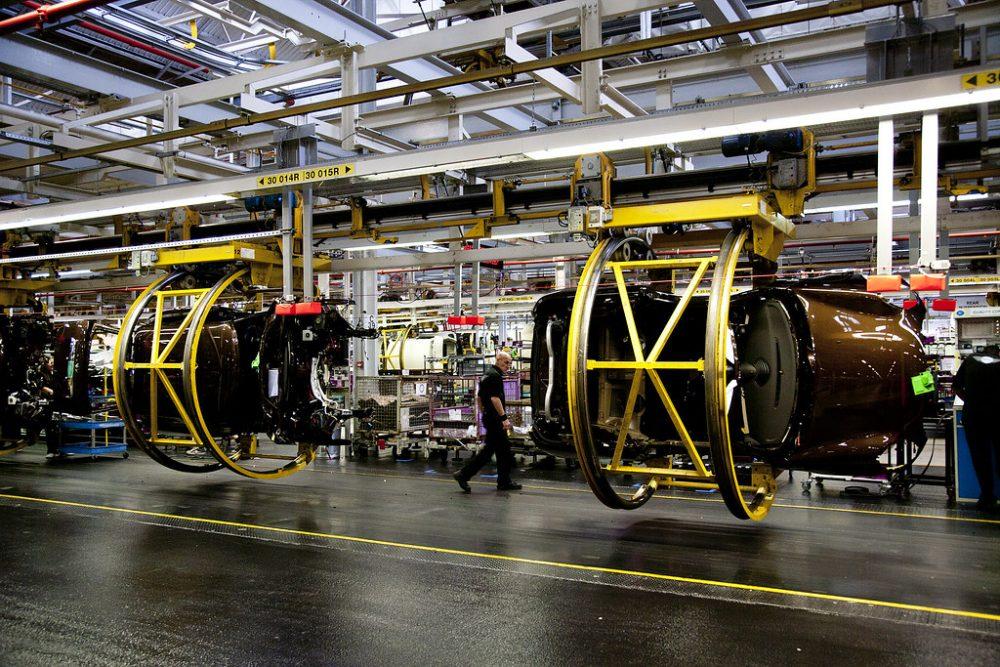 auto-industrie