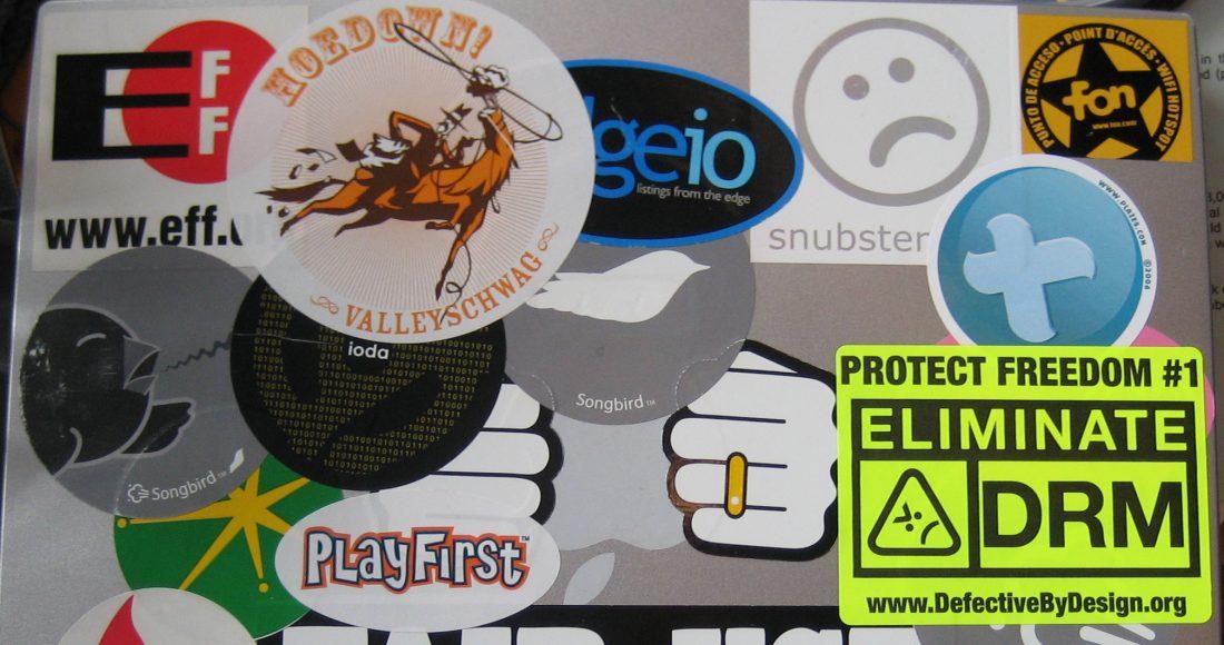 stickers bedrukken