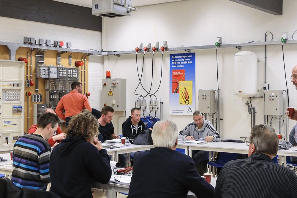 NEN3140 training voor werknemers in de elektrotechniek