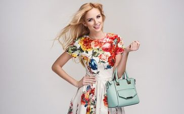 Stijl je outfit af met een fashionably handtas