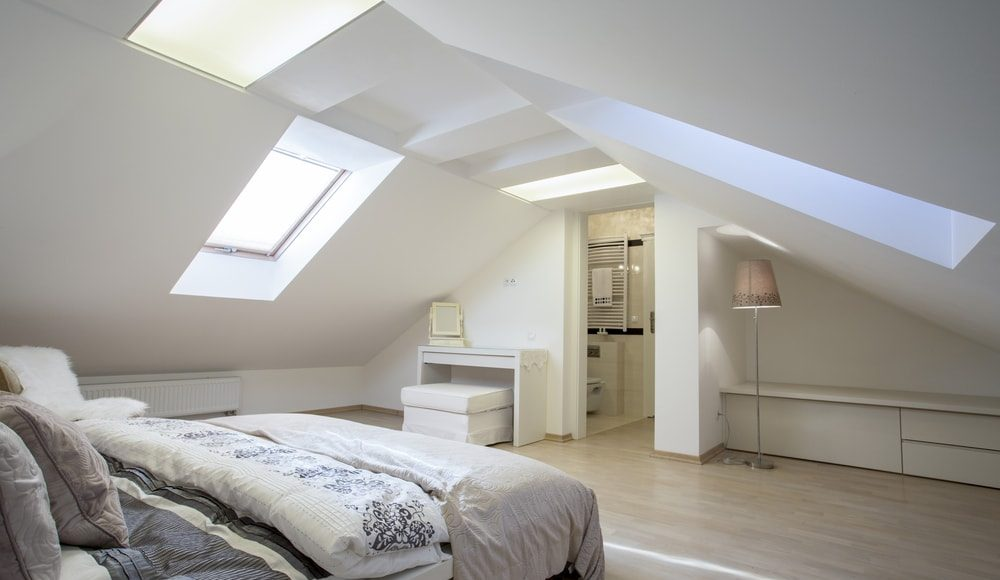 Hoe maak je van de zolder een leuke kamer