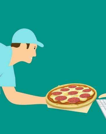 Eten bestellen steeds populairder in 2020