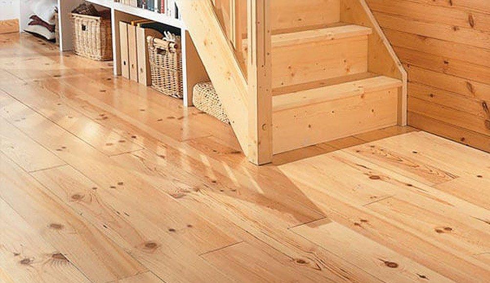 5 redenen om voor een grenen vloer in huis te kiezen