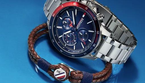 De verschillende horloges van Tommy Hilfiger