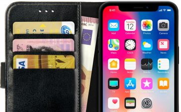 nieuwe iPhone stevig hoesje