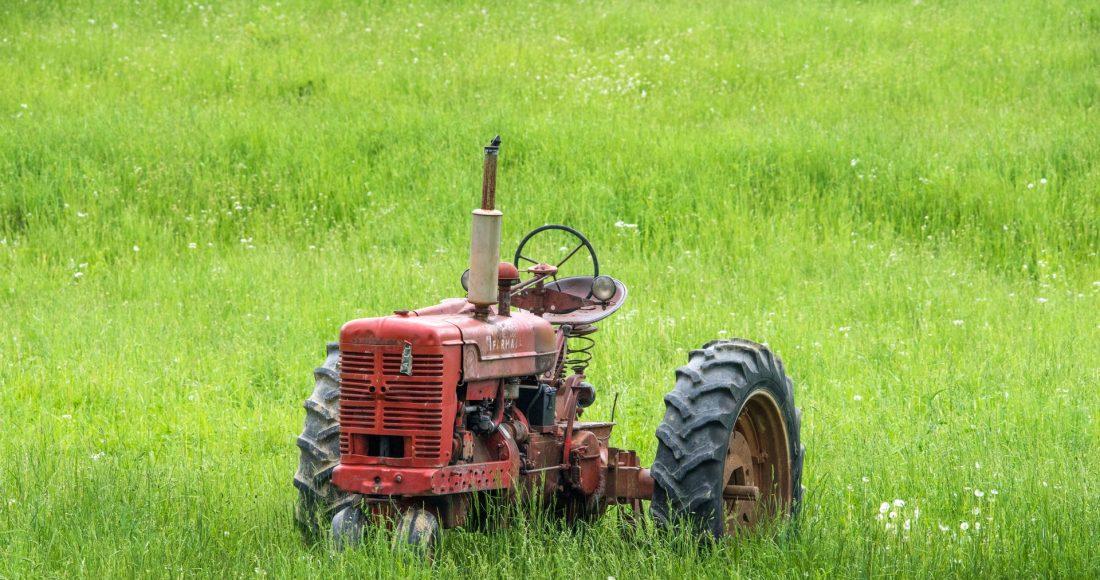 Onderdelen voor de tractor
