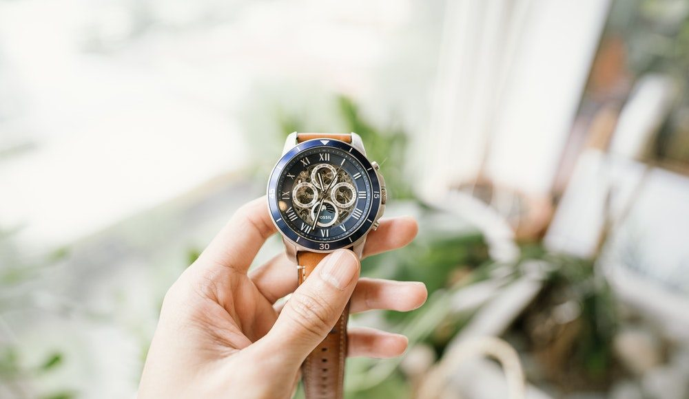 Welke kleur horlogebandje doe jij vandaag om