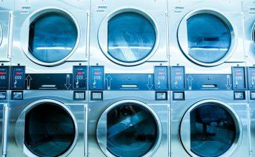 Tankstation wasmachine