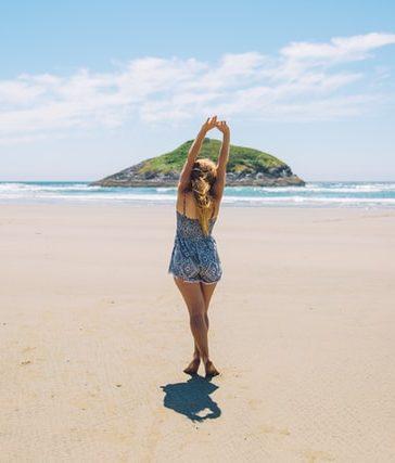 Geen beachbody Zo voel jij je toch comfortabel op het strand