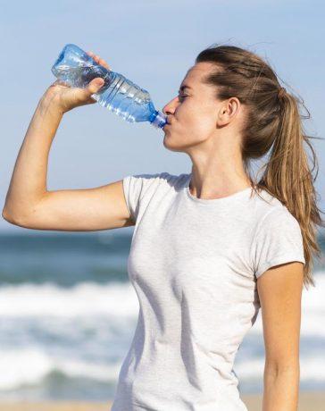 Drie redenen waarom water drinken belangrijk is